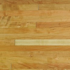 American Cherry Butcher Block Backsplash 12ft.