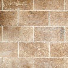 Antique Bari Chiseled Travertine Tile
