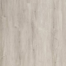 Light Gray Rigid Core Luxury Vinyl Plank - Cork Back