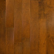 Teak Birch Smooth Engineered Hardwood