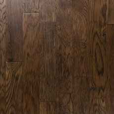 Medium Brown Hickory Locking Engineered Hardwood