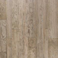 Light Gray Hickory Hand Scraped Engineered Hardwood