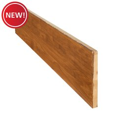 New! Color 29142TW Maple Stair Riser - 42 in.