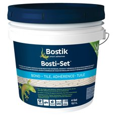 Bostik Bosti-Set Tile Adhesive and Sound Reduction Membrane