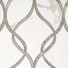 Agatha Polished Porcelain Mosaic