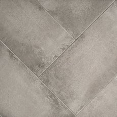 District Gray Porcelain Tile
