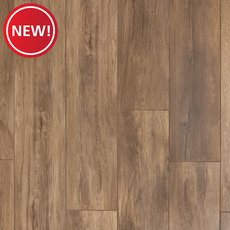 New! Austel Brown Wood Plank Porcelain Tile