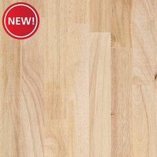 New! Hevea Butcher Block Countertop 8ft.