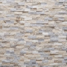Revere Blend Travertine Ledger Panel
