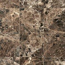 Dark Emperador Classic Marble Tile