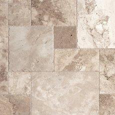 Mediterranean Rustic Chiseled Travertine Tile