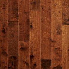 Amaretto Birch Hand Scraped Engineered Hardwood
