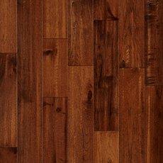 Chestnut Hickory Hand Scraped Solid Hardwood