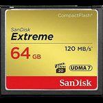Image of Scheda di memoria SanDisk Extreme CompactFlash UHS-I VPG-20, 64GB