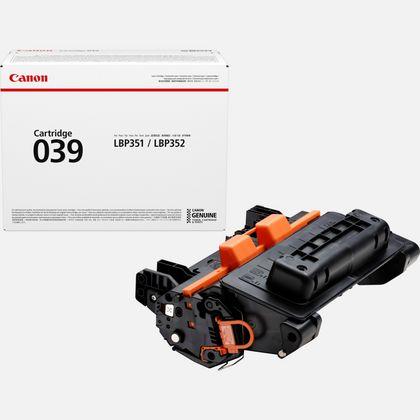 Cartouche toner Canon 039