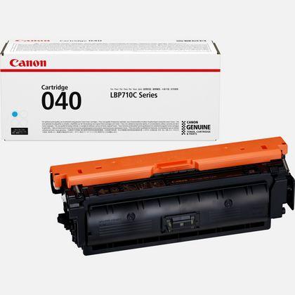 Cartouche toner cyan Canon 040C