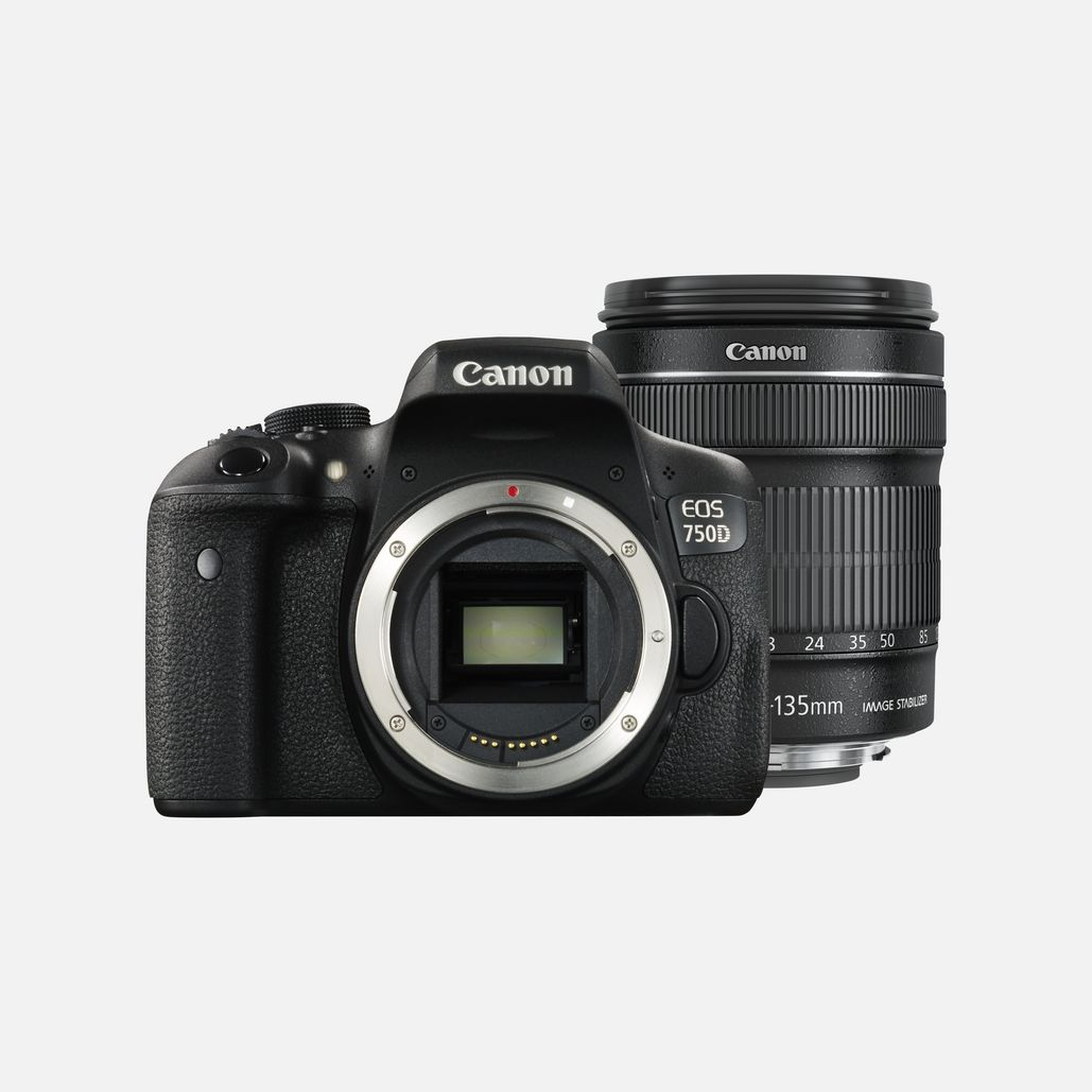 Reisekameras Canon Deutschland Shop Eos M6 Body Only Paket 750d Ef S 18 135mm Is Stm Objektiv