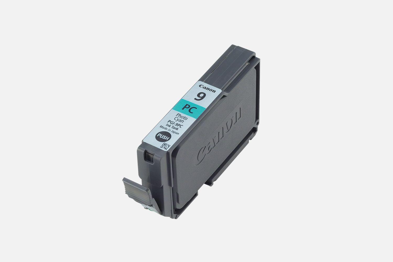 Canon PGI 9PC Fotocyaan inktcartridge