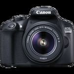 Image of Canon EOS 1300D + 18-55mm IS II Lens