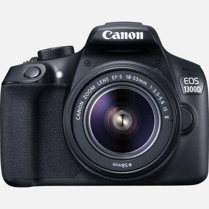 Canon EOS 1300D + Objectif 18-55mm IS II