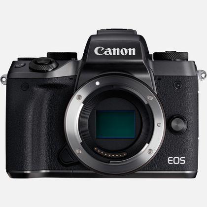 Canon EOS M5, boîtier noir