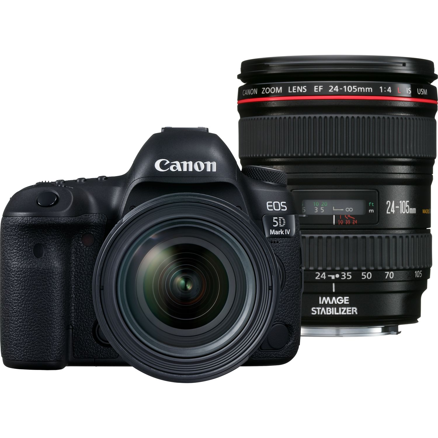 Buy Canon Eos 5d Mark Iv Ef 24 105mm Is Usm Lens In Wi Fi Cameras Body Only Camera Dslr 4 1483c028 1 Magnify Image