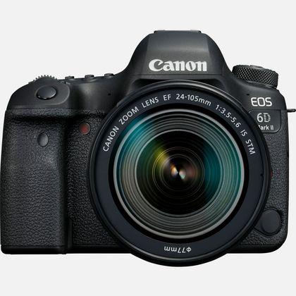Canon EOS 6D Mark II + objectif EF 24-105mm f/3.5-5.6 IS STM