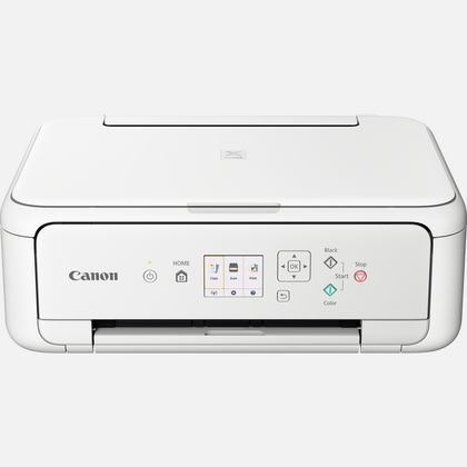 Canon PIXMA TS5151 Multifunctionele inkjetprinter Printen, Scannen, Kopiëren WiFi, Bluetooth, Duple