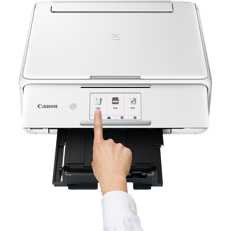canon pixma ts8151 blanc dans imprimantes wifi canon france boutique. Black Bedroom Furniture Sets. Home Design Ideas