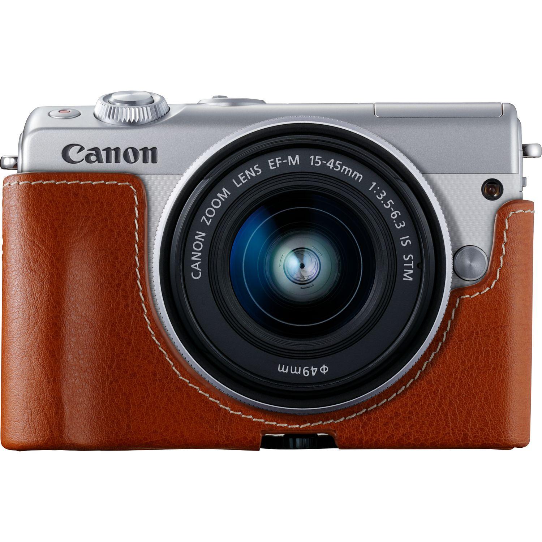 coque canon eh31 fj brun clair dans sacs tuis et courroies pour appareil photo canon. Black Bedroom Furniture Sets. Home Design Ideas