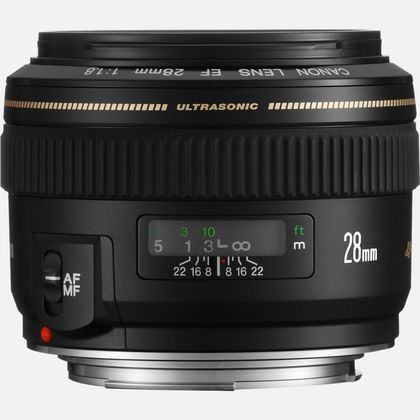 Objectif Canon EF 28mm f/1.8 USM