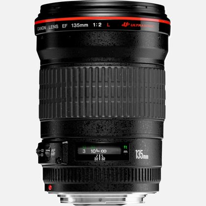 Objectif Canon EF 135mm f/2L USM