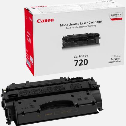 Cartouche toner noir Canon 720