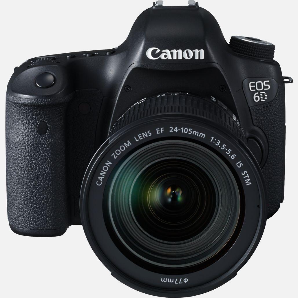 Reisekameras Canon Deutschland Shop Powershot G1 X Mark Ii Paket Eos 6d Ef 24 105mm Is Stm Objektiv