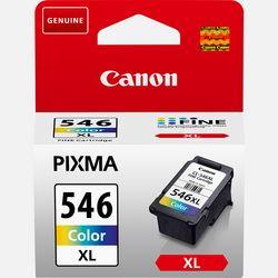 Immagine di Cartuccia d'inchiostro a colori a resa elevata Canon CL-546 XL C/M/Y