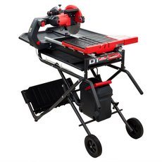Rubi DT-250 Evolution Tile Wet Saw and Stand