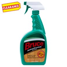 Clearance! Bruce Hardwood and Laminate Cleaner