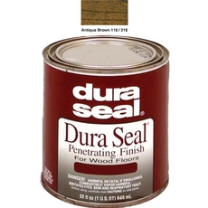 Duraseal Antique Brown Penetrating Finish