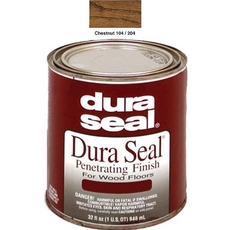 Duraseal Chestnut Penetrating Finish