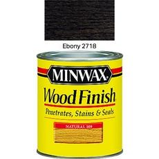 Minwax 70013 Ebony Interior Wood Finish Stain