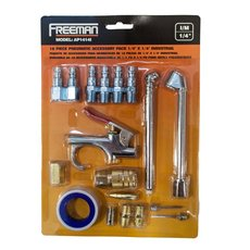 Accessory Pack 1/4in. x 1/4in. Industrial