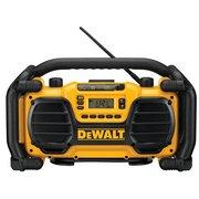 Dewalt 18 Volt Radio and Charger