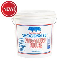 New! Woodwise White Oak Full-Trowel Filler