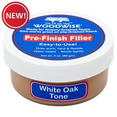 New! Woodwise White Oak Tone Pre-Finish Filler