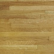 White Oak Butcher Block Backsplash 12ft.