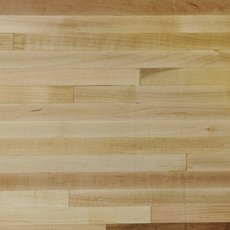 American Maple Butcher Block Backsplash 12ft.