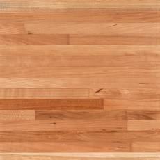 American Cherry Butcher Block Backsplash 8ft.