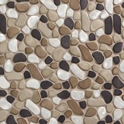 Metallico Moon Pebblestone Mosaic