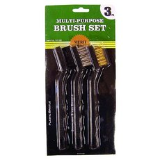 Merit Pro Mini Wire Brushes