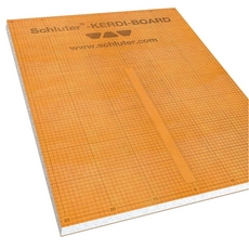 Schluter KERDI-BOARD 2in. Waterproof Substrate and Building Panel